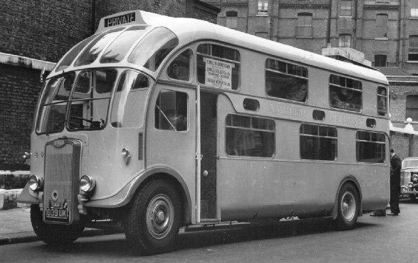 1950 Leyland Mann Egerton 039-UK
