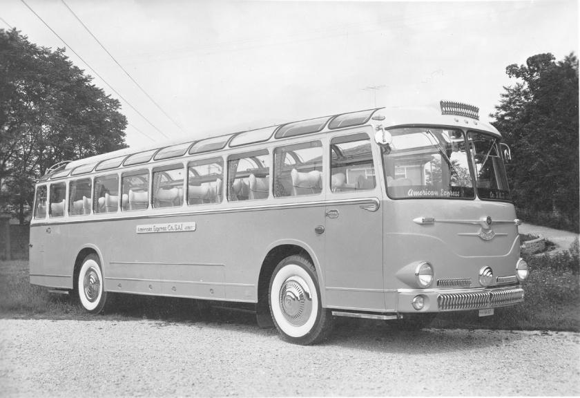 1950 Macchi Bussing 5000 TU