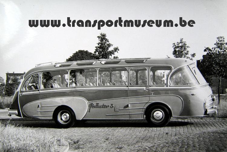 1950 Maes Pallieter 3 B
