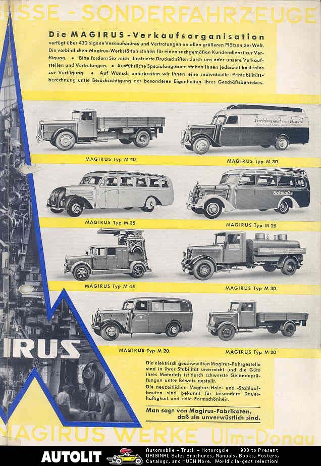 1950 MAGIRUS wo4626b