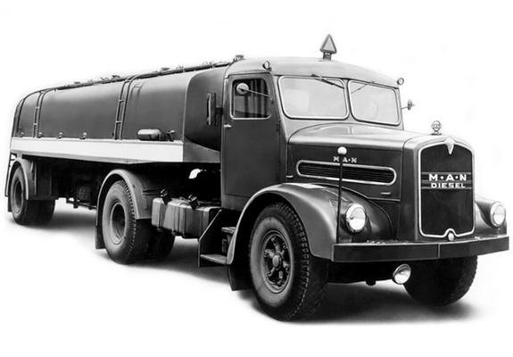 1950 MAN F8
