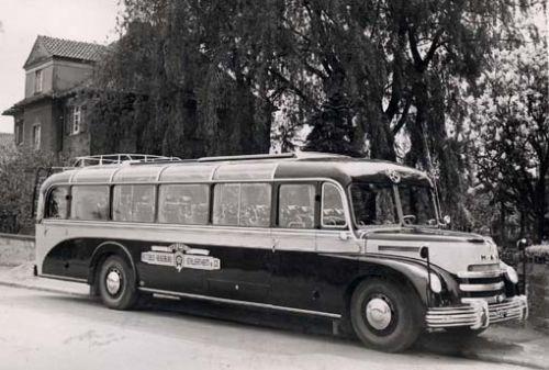 1950 MAN MKN Carr.Trutz Coburg