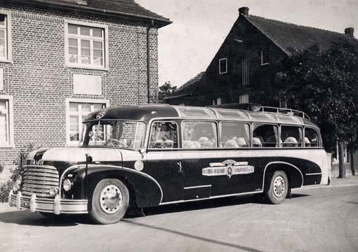 1950 MAN MKN FKF Frankfurt