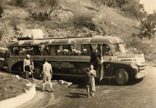 1950 MAN MKN Trutz Sizilien