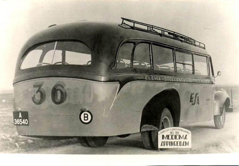 1951 ESA 36 Dodge Perkins Medema.