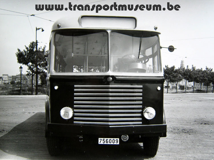 1951 Maes Brossel B