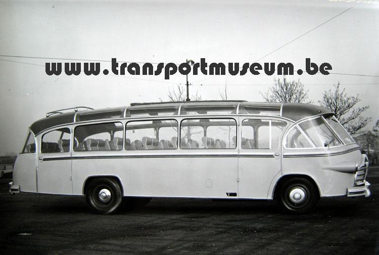 1951 Maes Delahaye B