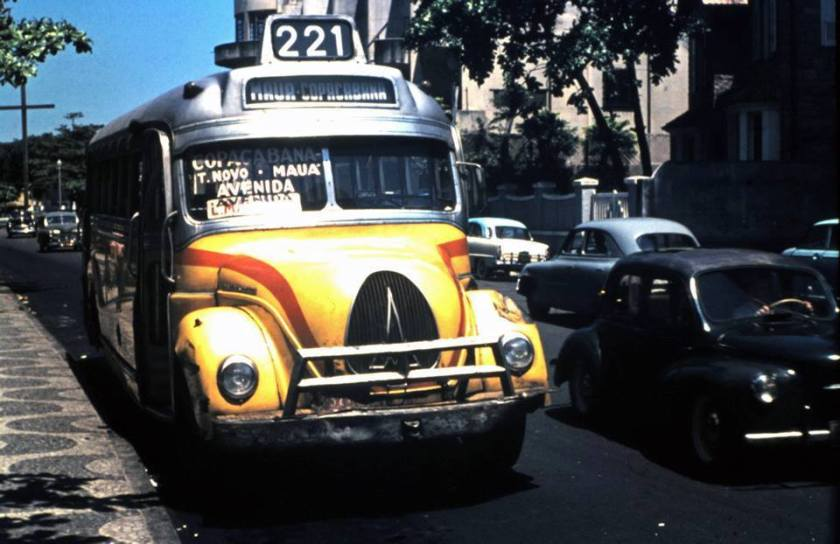 1951 Magirus Deutz Rio de Janeiro