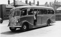 1951 Mann Egerton Austin with Daltons of Handsworth Birmingham