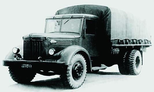 1951 MAZ-200G