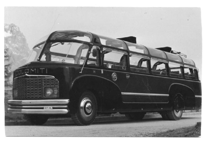 1952 alfaromeo 900 asicca dolomiti Macchi
