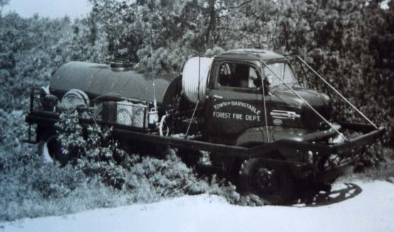 1952 Ford Marmon Herrington Brush Breaker