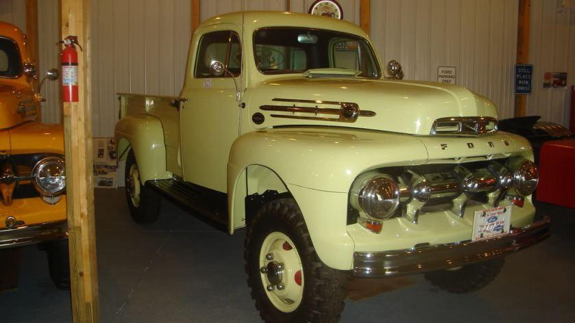 1952 Ford Marmon Herrington MarksandRodsStuff018