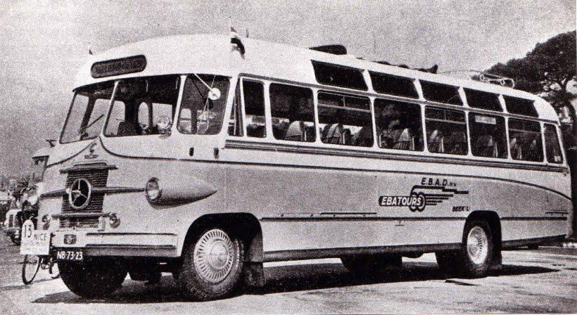 1952 Mercedes-Benz carr. Den Oudsten