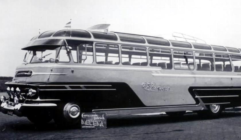 1953 Daf Perkins Diesel Medema Appingedam B-6083