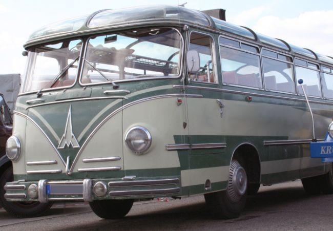 1953 Magirus-Deutz O3500H Omnibus