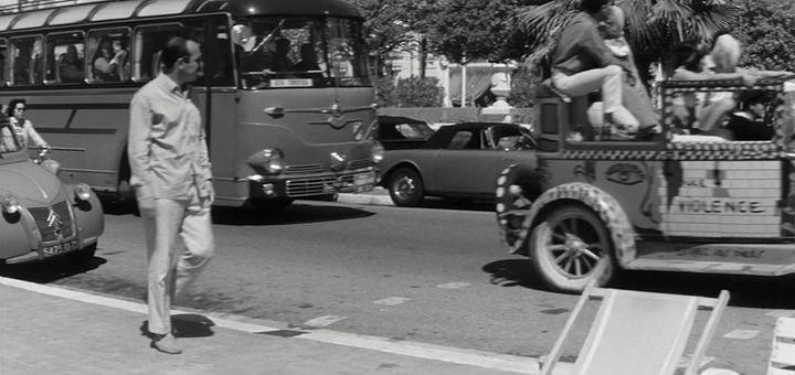 1954 Macchi TU 11 in Douce violencia
