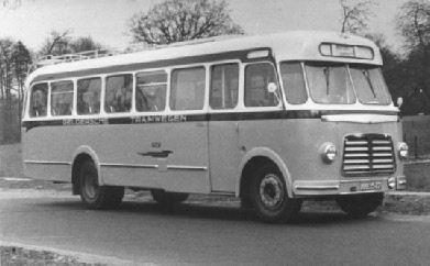 1954 Magirus Deutz 0 3500-53A KHD F4L 145 90pk carr Hainje GTW101