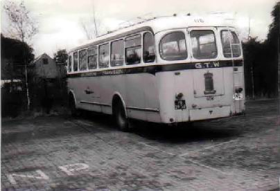 1954 Magirus Deutz O 3500-53A KHD F4L154 90pk carr Verheul GTW116