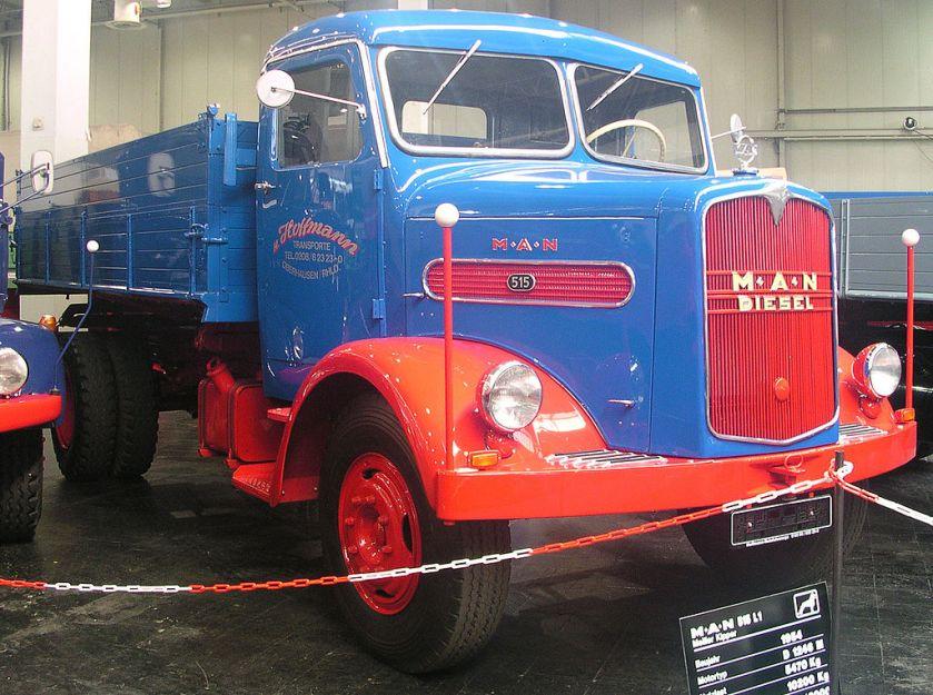 1954 MAN 515