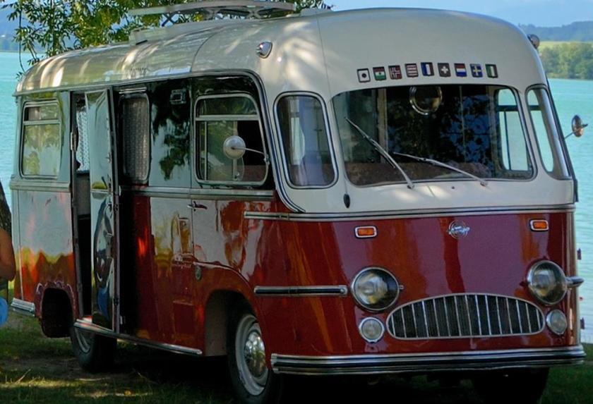 1954 Mikafa-Wohnmobil