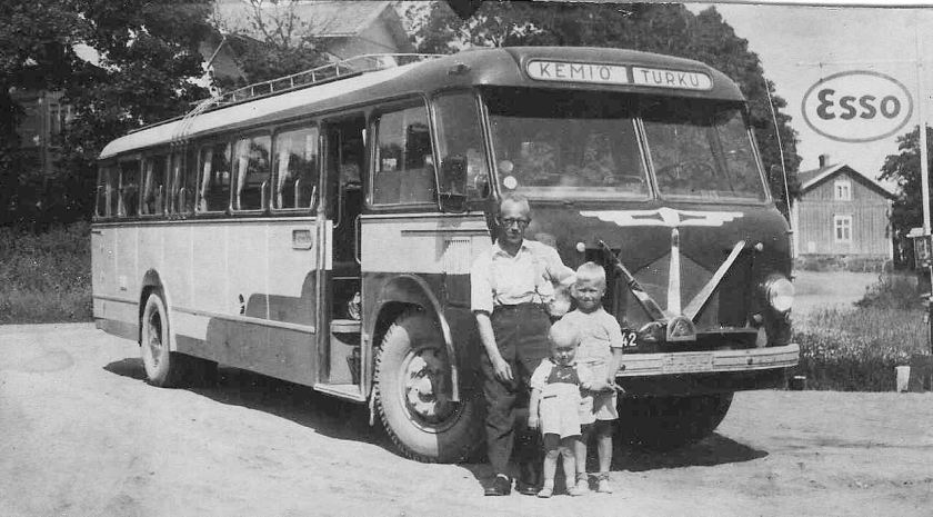 1954 Sisu Diesel - kopie