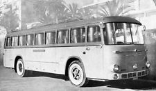 1955 Bussing BTU Macchi Varese Bus