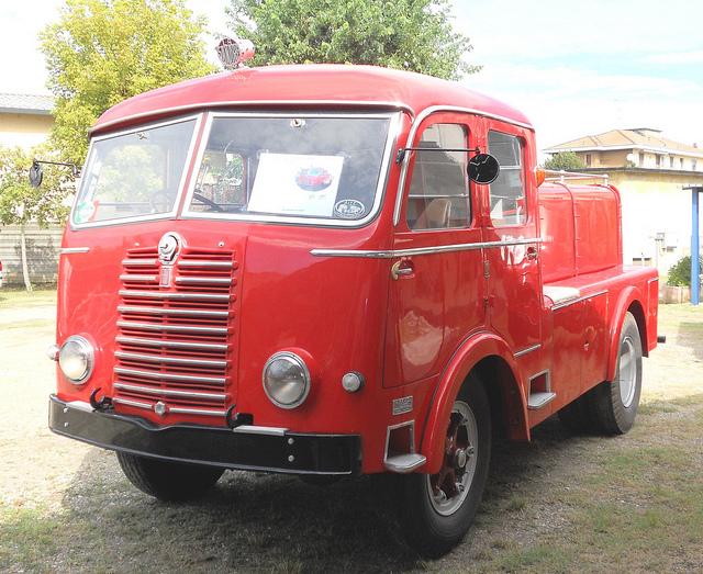 1955 Fiat 640 Macchi