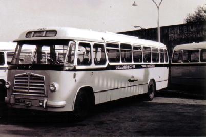 1955 MAN 530 SOC1 MAN D 1246M2 carr Verheul GTW 152