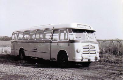 1955 MAN 530 SOC1 MAN D 1246M2 carr Verheul GTW 153