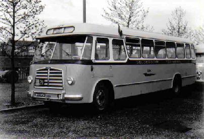 1955 MAN 530 SOC1 MAN D 1246M2 carr Verheul GTW 154