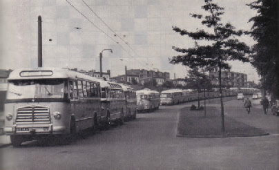 1955 MAN 530 SOC1 MAN D 1246M2 carr Verheul GTW 156