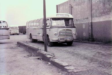 1955 MAN 530 SOC1 MAN D 1246M2 carr Verheul GTW 160