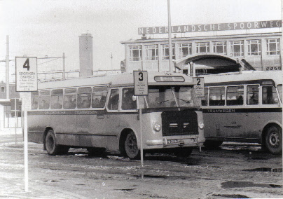 1955 MAN 530 SOC1 MAN D 1246M2 carr Verheul GTW 162