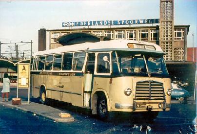 1955 MAN 530 SOC1 MAN D 1246M2 carr Verheul GTW 163 te Arnhem CS