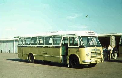 1955 MAN 530 SOC1 MAN D 1246M2 carr Verheul GTW 164