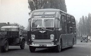 1955 MJH510-Brunts-Hatfield-AEC-Regent-Mann-Egerton