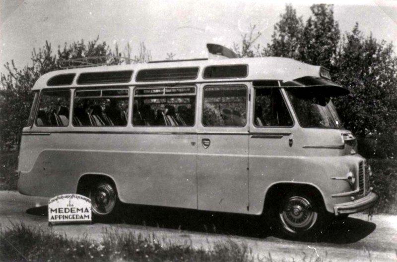 1955 oad 63 austin k2bd-medema