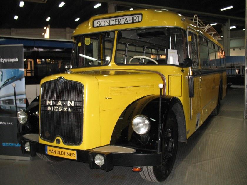 1956 MAN MKN 630