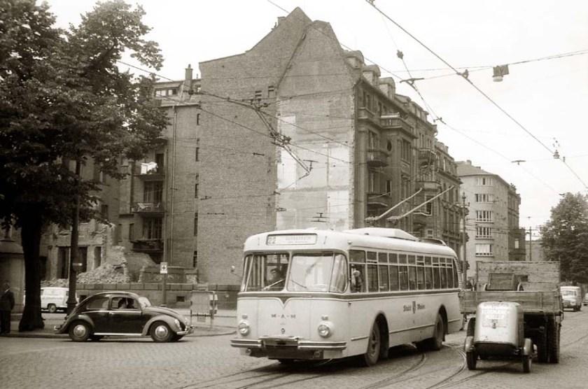 1956 MAN-Obus 9