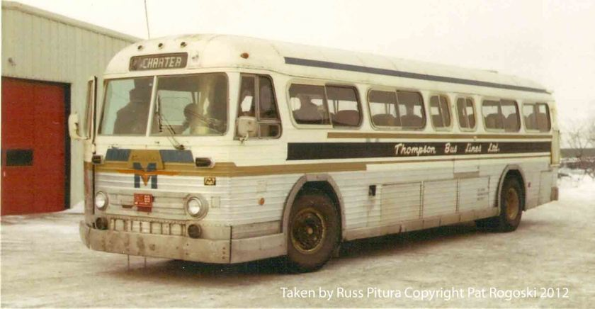 1956 MCI Courier 97