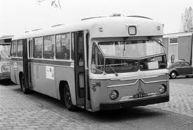 1957 DAF Eindhoven City
