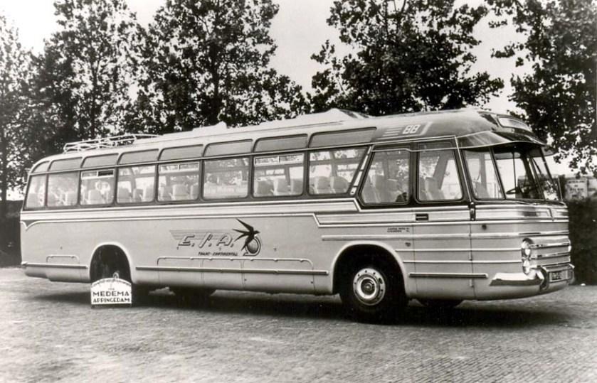 1957 ESA 88 AEC Regal MK IV Medema