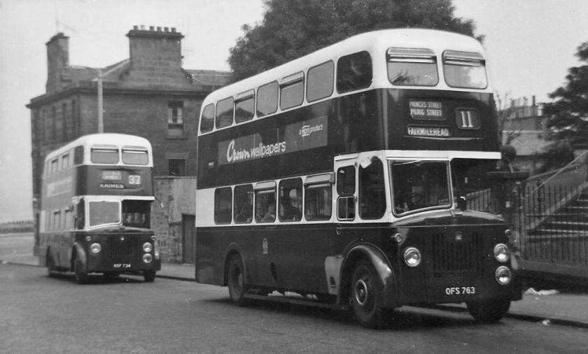 1957 Leyland Titan PD2-20 MCW Orion H34-29R new in 1957