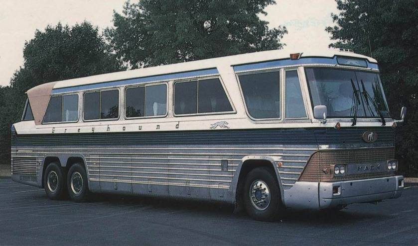 1957 Mack MV-620-D Coach Prototype