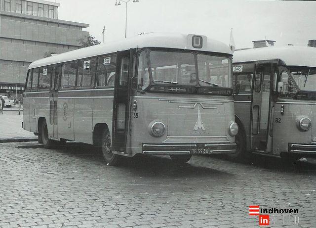 1957 Magirus Deutz Eindhoven in beeld