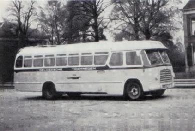 1957 MAN 530 SOC1 MAN D 1246M2 carr Verheul GTW 520