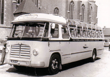 1957 MAN 530 SOC1 MAN D 1246M2 carr Verheul GTW 549