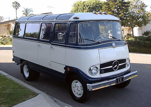 1957 Mercedes Benz L319