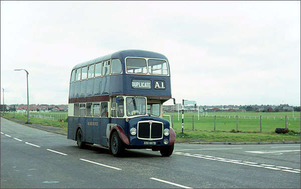 1958 McGill's also chose Massey for a Leyland PD2-30 in 1958